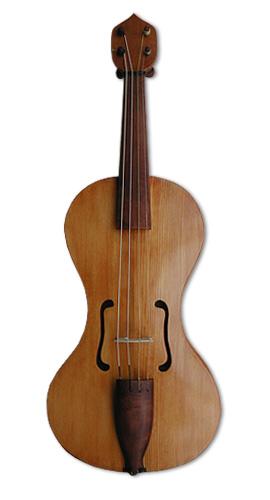 Renaissance violin